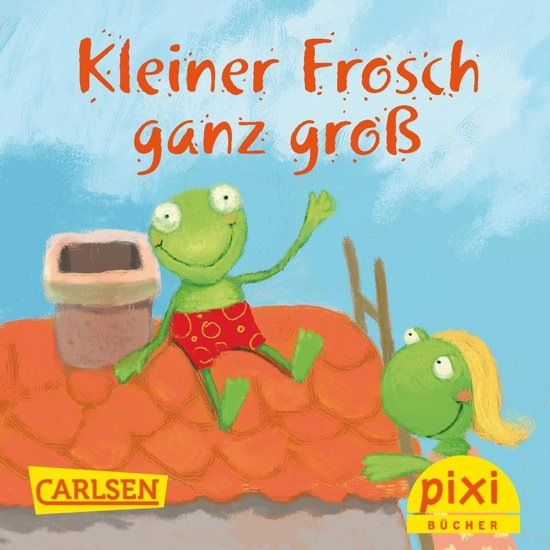 pixi kleiner frosch ganz gro ebook adobe epub 9783646043815 boeken. Black Bedroom Furniture Sets. Home Design Ideas