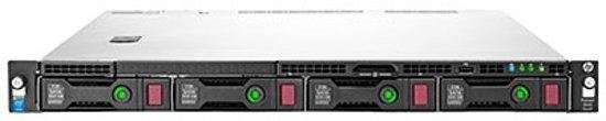Hewlett Packard Enterprise ProLiant DL60 G9 1.6GHz E5-2603V3 550W Rack (1U)