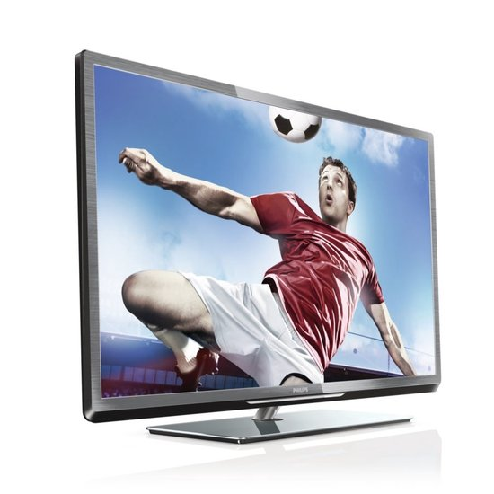 Philips 40PFL5007 - LED TV - 40 inch - Full HD - Internet TV