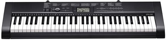 Casio Keyboard CTK-1150 - 61 Toetsen