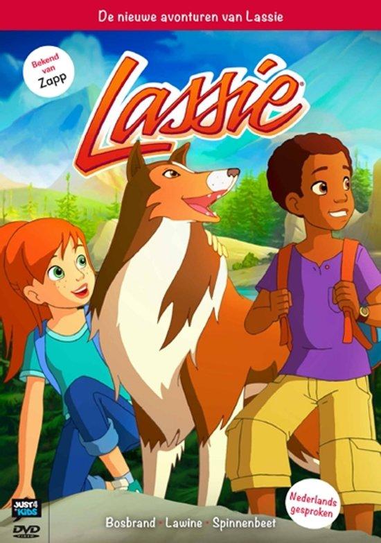 Bol Com Lassie De Nieuwe Avonturen Van Deel 2