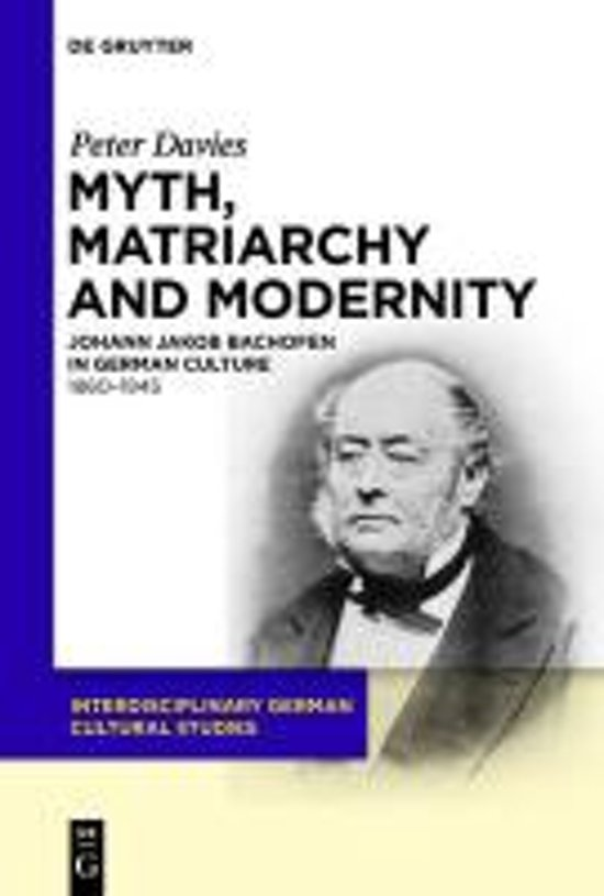 an analysis of early matriarchal stage by johann bachofen Matriarchy in jj bachofen's work pre-christian cults, far from being homogenous and monolithic, displayed a wide variety of forms which, in the last analysis early christianity completed the work of corrosion and distortion of the roman civilisation.