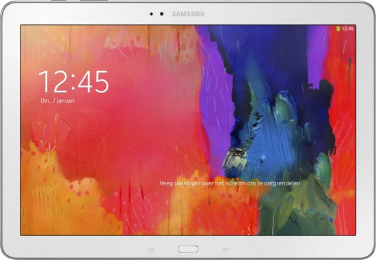 Samsung Galaxy Tab PRO - 12.2 inch (T900) - 32 GB - Wit - Tablet