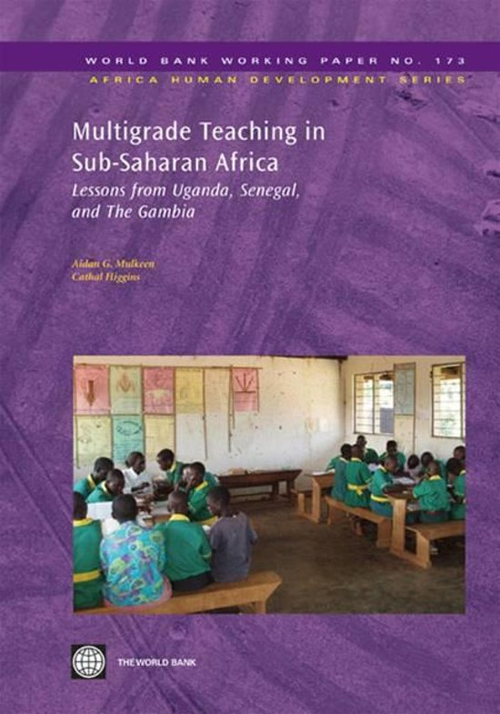 primary education in sub saharan africa essay Education in sub-saharan africa (ssa) has been a focus and concern of national governments and international donors for decades yet despite the attention, educational results have been poor.
