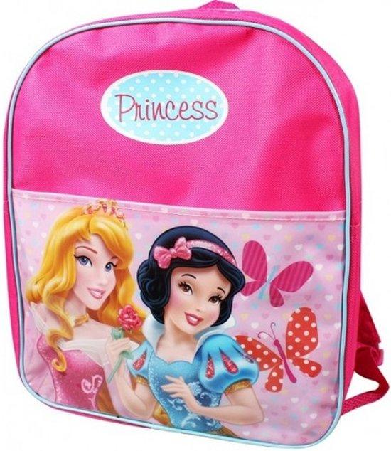 Roze Disney Princess rugtas in Korte Heide
