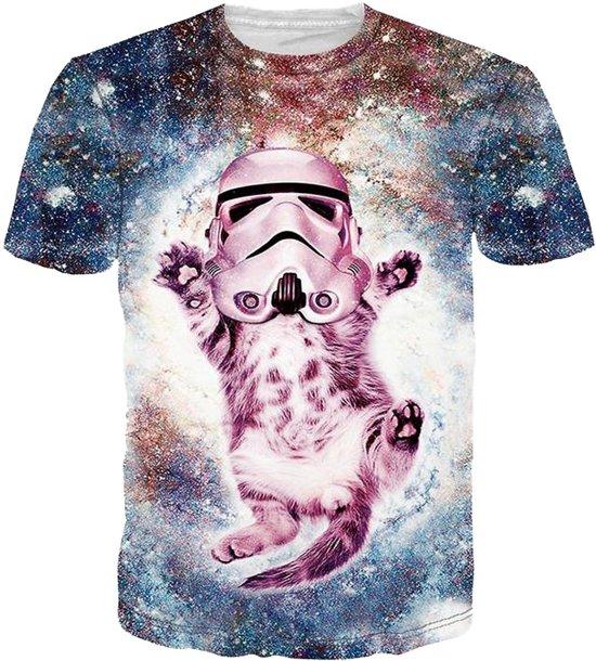 Stormtrooper kitten Maat M in De Harste