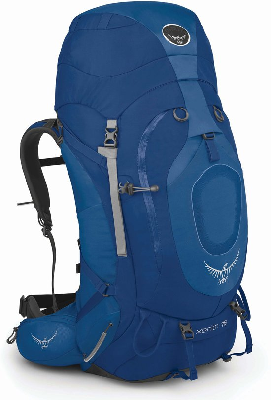 Osprey Xenith - Backpack - 75 Liter - Blauw - Large in De Horst