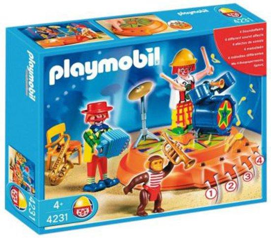 Playmobil Circus Orkest met Muziek - 4231 in Idzega / Idzegea