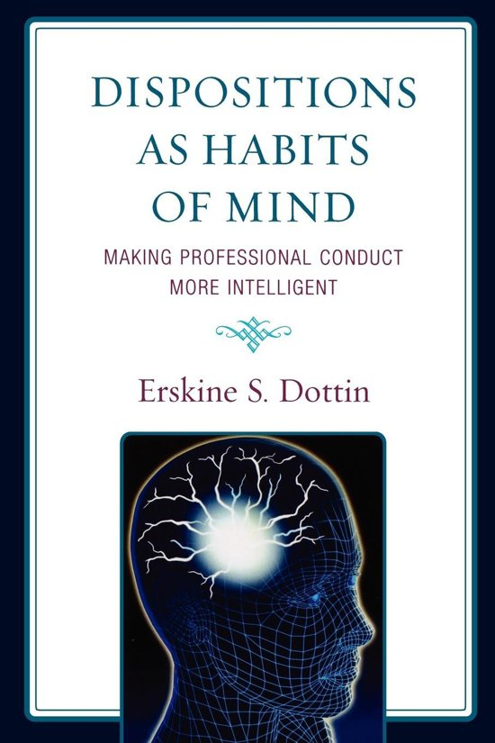 bol.com | Dispositions as Habits of Mind (ebook) Adobe ePub, Erskine S ...