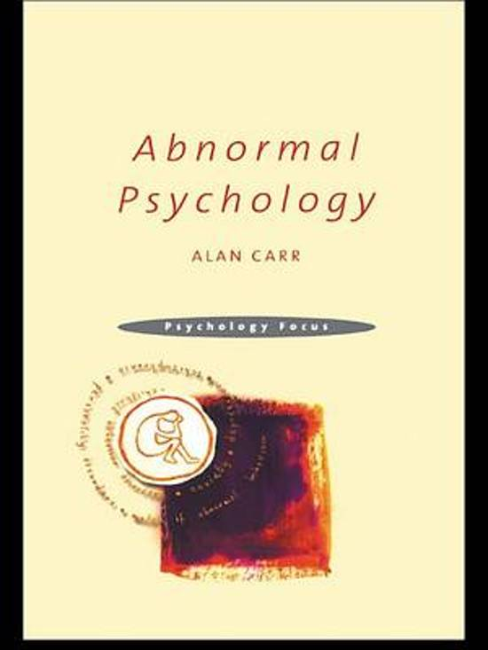 Case studies in abnormal psychology book