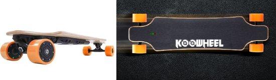 Koowheel Elektrische Skateboard Longboard in Bovenkarspel
