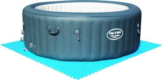 Bestway zwembad ondervloer 50 x 50 cm for Ondervloer zwembad