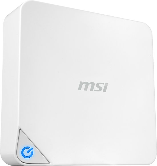 MSI Cubi-213WE - Mini Desktop PC