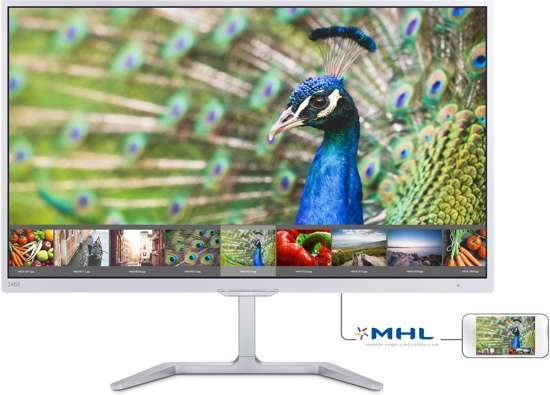 Philips 246E7QDSW - Full HD Monitor