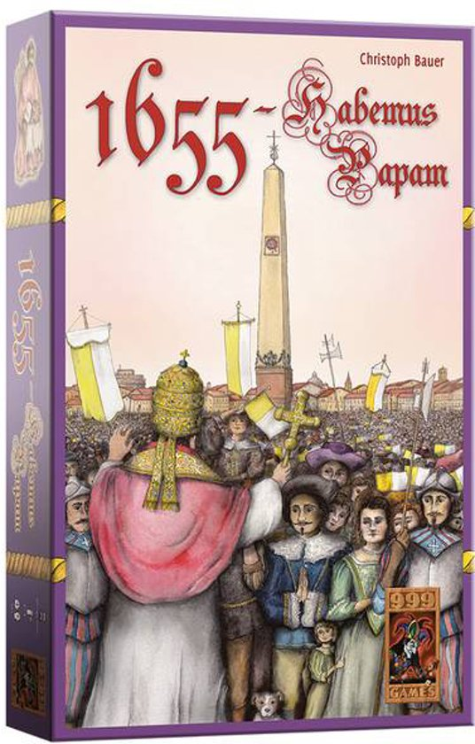 Habemus Papam 1655 in Libin
