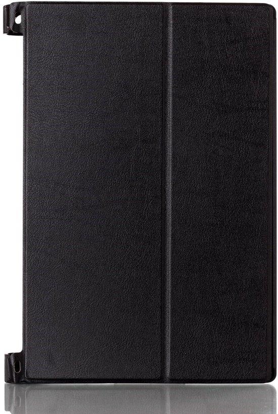 Fashion Book Cover Zwart ~ Bol mesh lenovo yoga tablet hoes book cover