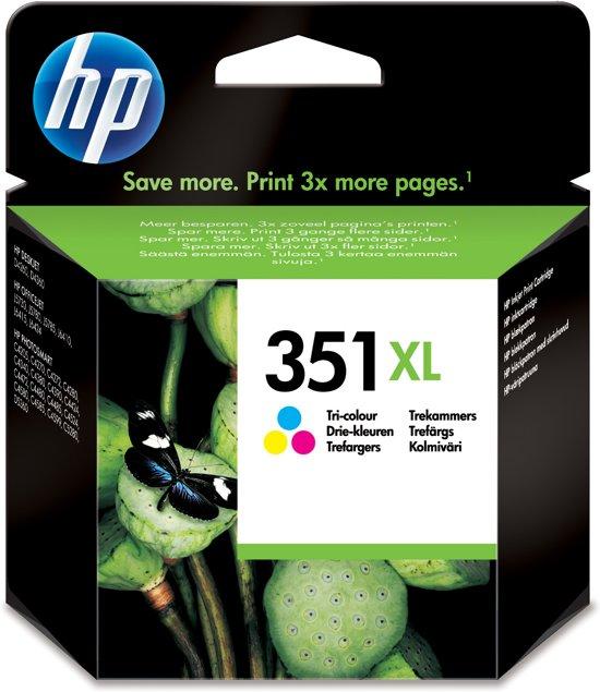 HP 351XL - Inktcartridge / Kleur (CB338EE)