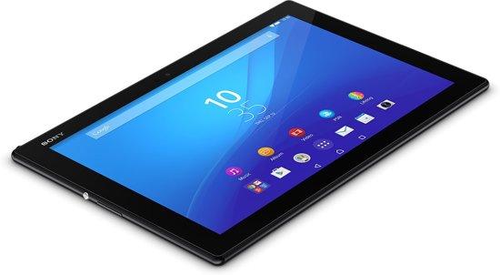 Sony Xperia Tablet Z4 - WiFi - Zwart