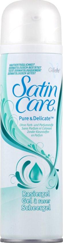 Gillette Venus Satin Care Pure & Delicate - 200 ml - Scheergel
