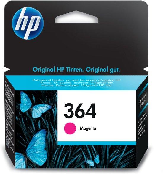 HP 364 - Inktcartridge / Magenta