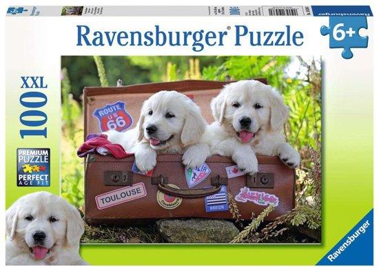 Ravensburger Even op adem komen - Puzzel van 100 stukjes in Keulse Kamp