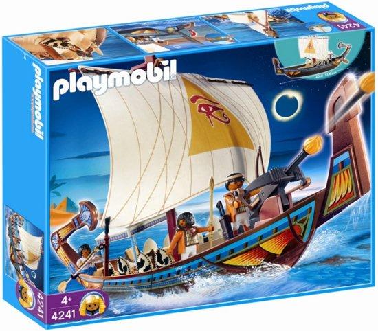 Playmobil egyptische boot 4241 playmobil - Egypte playmobil ...