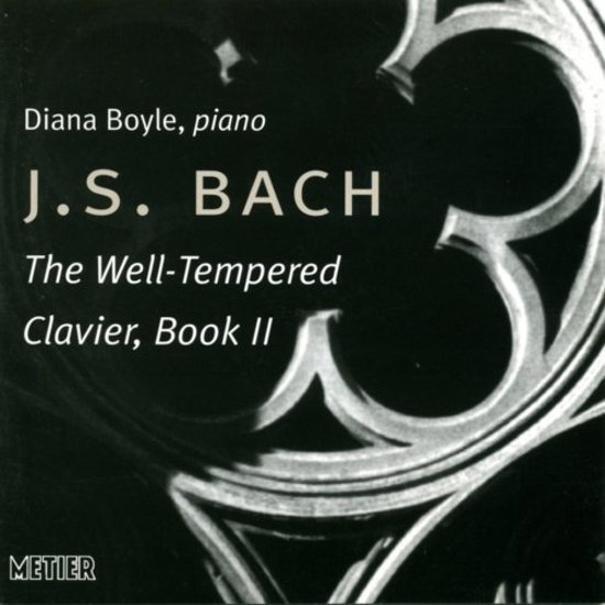 bach s well tempered clavier Introduction bach's musical temperament comprises within its circle 5 well tempered fifths and 7 perfect fifths this system wohltemperirt of j s bach - the composer's own authentic.
