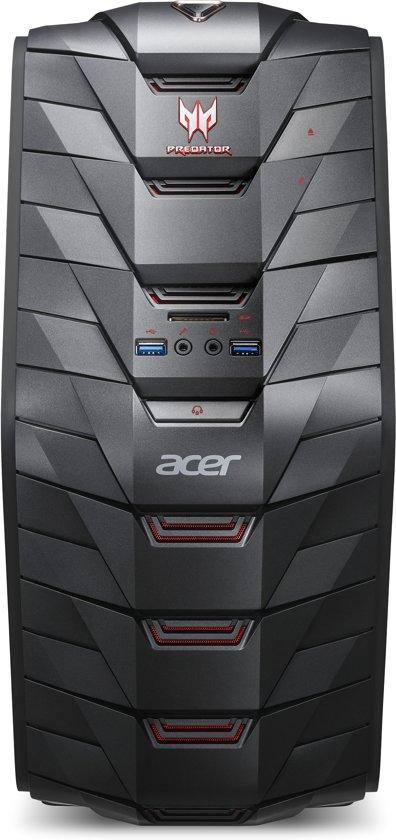 Acer Predator G3-710 I9840 NL - Gaming Desktop
