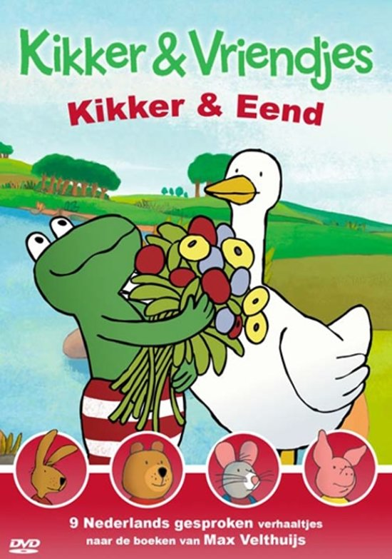 Kikker & Vriendjes - Kikker & Eend