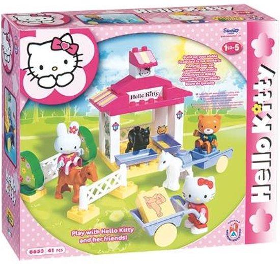 Hello Kitty Manege Set in Koudum / Koaldum