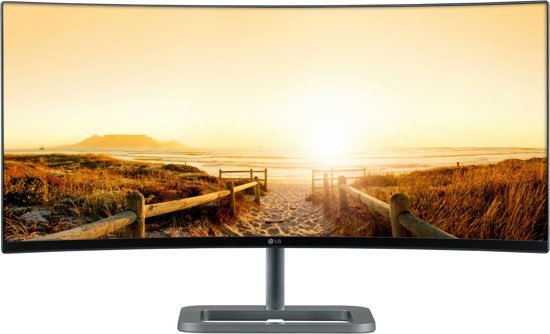 LG 34UC87-M - Curved UltraWide IPS Monitor