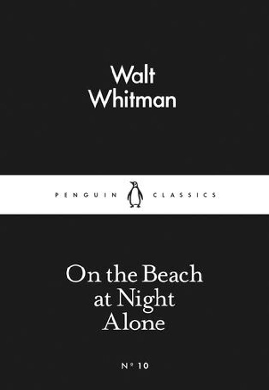 a review of on the beach at night alone by walt whitman On the beach at night alone by: walt whitman analysis of stanza 2 a vast similitude interlocks all, all spheres, grown, ungrown, small, large, suns, moons, planets, all distances of place however wide, all distances of time all inanimate forms (whitman).