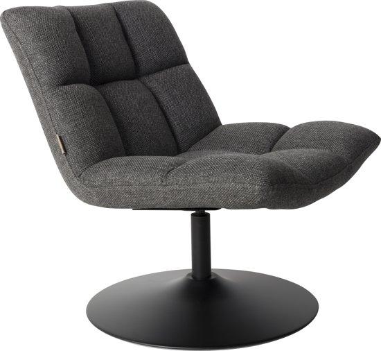 Dutchbone bar fauteuil donkergrijs - Moderne lounge stijl ...