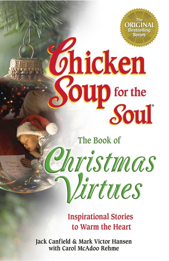 bol.com | Chicken Soup for the Soul The Book of Christmas Virtues ...