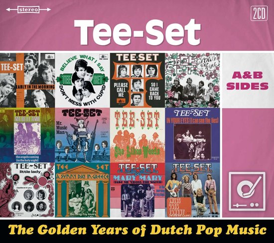 bol.com   Golden Years Of Dutch Pop Music, Tee Set