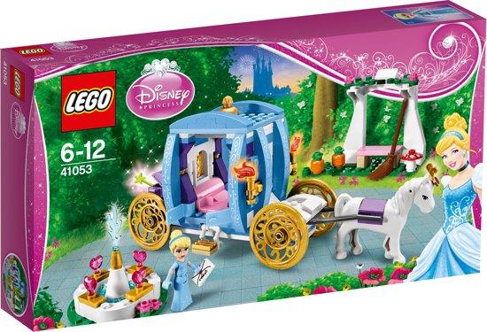 LEGO Disney Princess Assepoesters Betoverde Koets - 41053 in Vaals