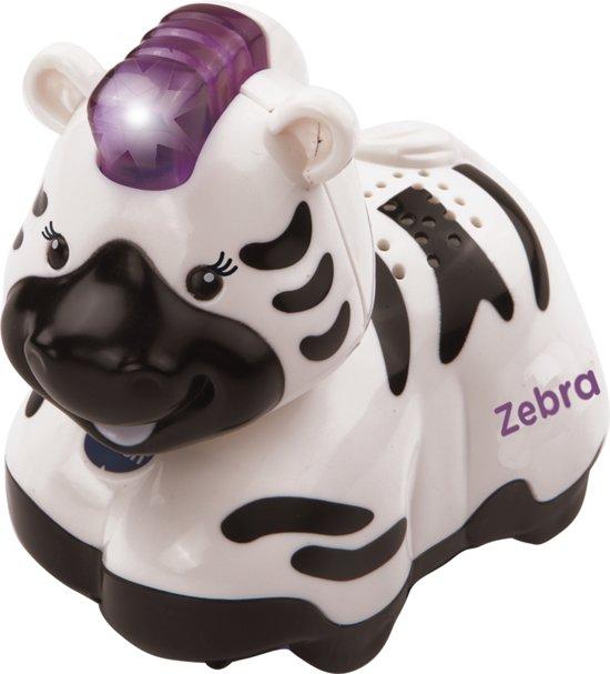 VTech Zoef Zoef Dieren Zebra - Speelfiguur in Wilsele