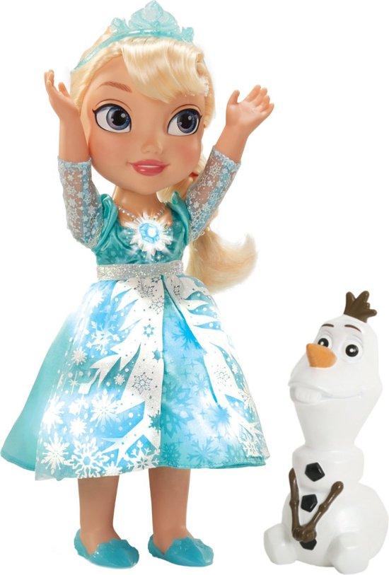 bol   disney frozen zingende elsa   pop speelgoed