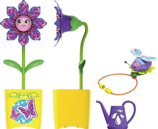 Magic Blooms Amazing Flowers & Magic Bugs Deluxe Pack - Geel in Lillois-Witterzée