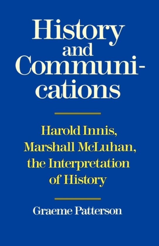 harold innis essays on canadian economic history Harold a innis helped to found the field of canadian economic history he is best known for the staples thesis which dominated the discourse of canadian economic.
