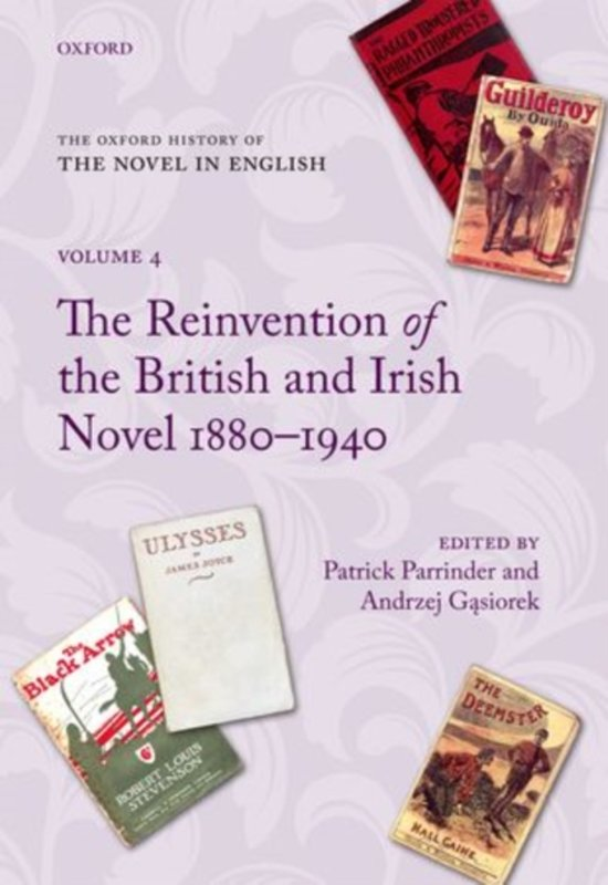 history of english novel pdf