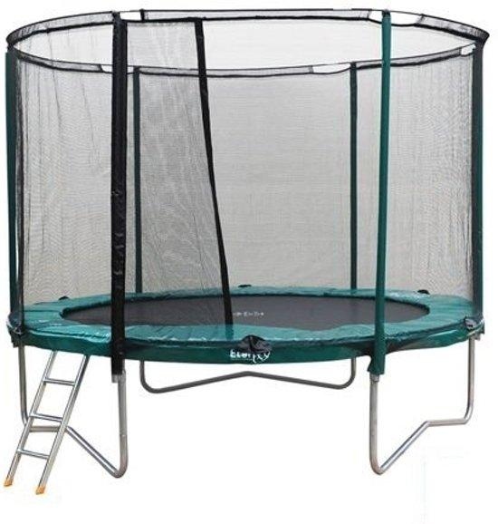 etan premium gold trampoline 300 cm. Black Bedroom Furniture Sets. Home Design Ideas