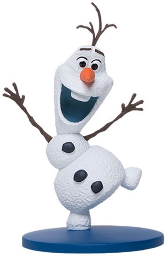 My figurine disney frozen olaf decoratief - Olafe la reine des neiges ...