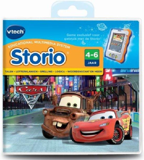 VTech Storio - Game - Cars