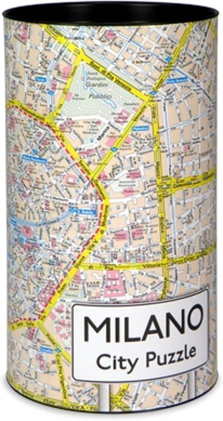 City Puzzle Milaan - Puzzel - 500 puzzelstukjes in Foxholsterbosch