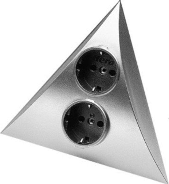 Keuken Stopcontact Inbouw : bol.com Hera Contactdoos inbouw 50660211003 Klussen