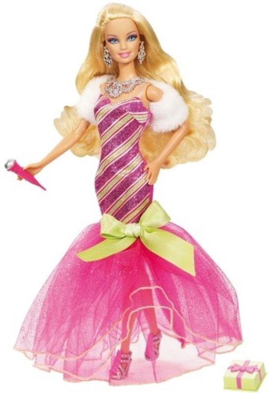 Barbie Perfecte Kerstmis - Barbie pop