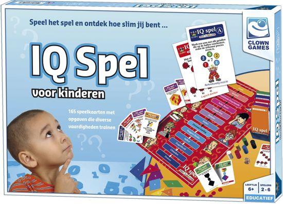 IQ Spel Voor Kinderen