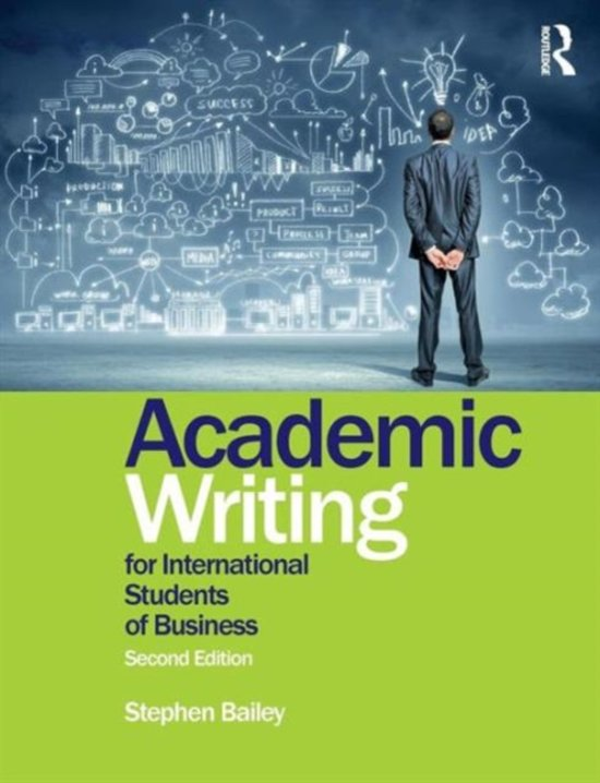 Academic writing a handbook for international students 3 edition