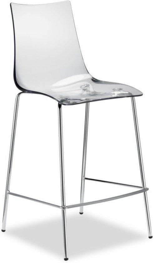 scab zebra as 65 barkruk transparant. Black Bedroom Furniture Sets. Home Design Ideas